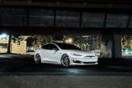 22 Zoll ADV5.2 Felgen Carbon Bodykit Tesla Model S 5 190x127 TOP: 22 Zoll ADV5.2 Felgen & Bodykit am Tesla Model S