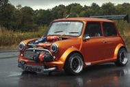 360 PS Austin Mini 16 Liter GT3076R Turbo Tuning 7 190x127 Irre: 360 PS Austin Mini   1,6 Liter und GT3076R Turbo
