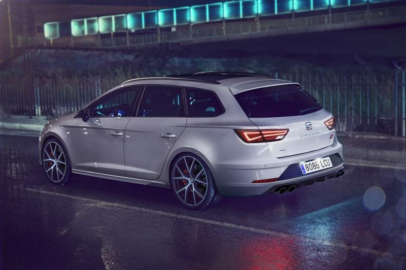 ABT Sportsline ST Cupra 300 Carbon Edition Tuning 2018 3 370 PS im ABT Sportsline ST Cupra 300 Carbon Edition