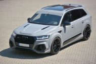 ABT Widebody Audi Q7 Motorhaube GSC German Special Customs Tuning 1 190x127 Fett: ABT Widebody Audi Q7 mit Motorhaube von GSC
