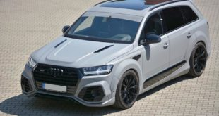 ABT Widebody Audi Q7 Motorhaube GSC German Special Customs Tuning 1 310x165 Fett: ABT Widebody Audi Q7 mit Motorhaube von GSC
