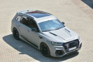 ABT Widebody Audi Q7 Motorhaube GSC German Special Customs Tuning 2 190x127 Fett: ABT Widebody Audi Q7 mit Motorhaube von GSC