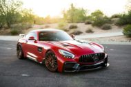 ADV.1 Wheels DARWIN PRO Mercedes AMG GTs C190 Tuning 17 190x127 Wow   ADV.1 Wheels am DARWIN PRO Mercedes AMG GTs