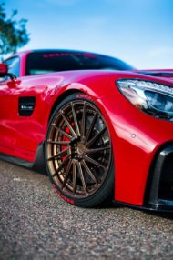 ADV.1 Wheels DARWIN PRO Mercedes AMG GTs C190 Tuning 64 190x286 Wow   ADV.1 Wheels am DARWIN PRO Mercedes AMG GTs