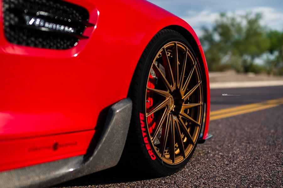ADV.1 Wheels DARWIN PRO Mercedes AMG GTs C190 Tuning 70 Wow   ADV.1 Wheels am DARWIN PRO Mercedes AMG GTs