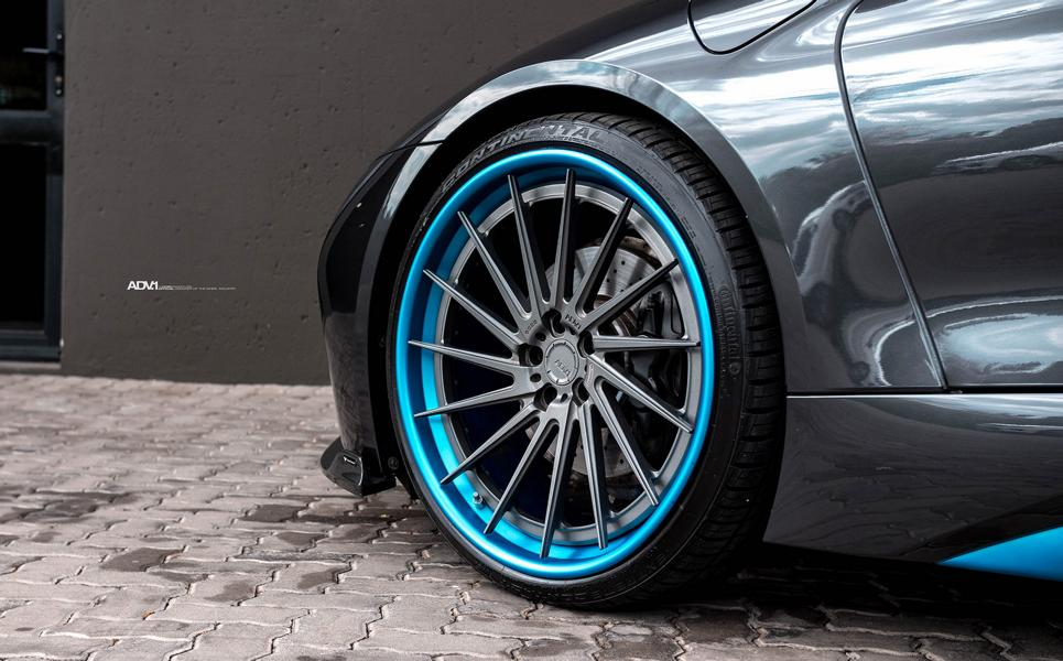 ADV.1 Wheels Vorsteiner VF E Body Kit BMW i8 Tuning 5 Popular in the tuning scene, what are forged wheels?