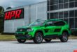 APR Chiptuning VW Atlas off-road 9 110x75 350 PS & Open Country tires APR tunes the VW Atlas