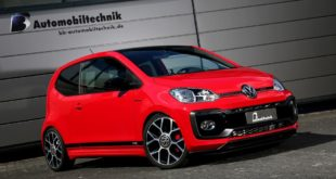 BB VW Up GTi Tuning 2018 2 310x165 Knallerbse mit Power: B&B VW Up! GTi mit 145 PS & 260 NM