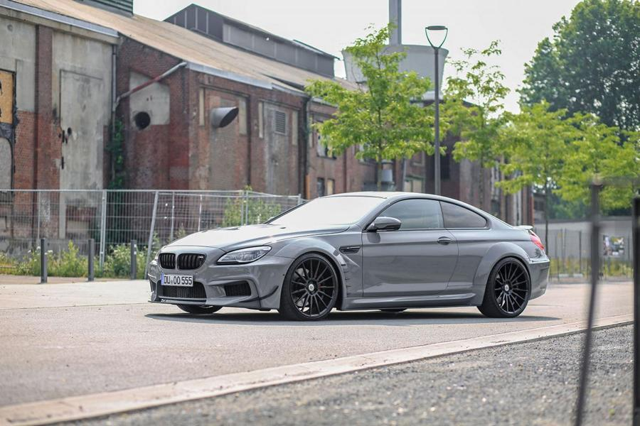BMW 650i Coupe F13 Prior PD6XX Widebody Tuning 1 Get Wider M&D Exclusive Cardesign BMW 650i Coupe