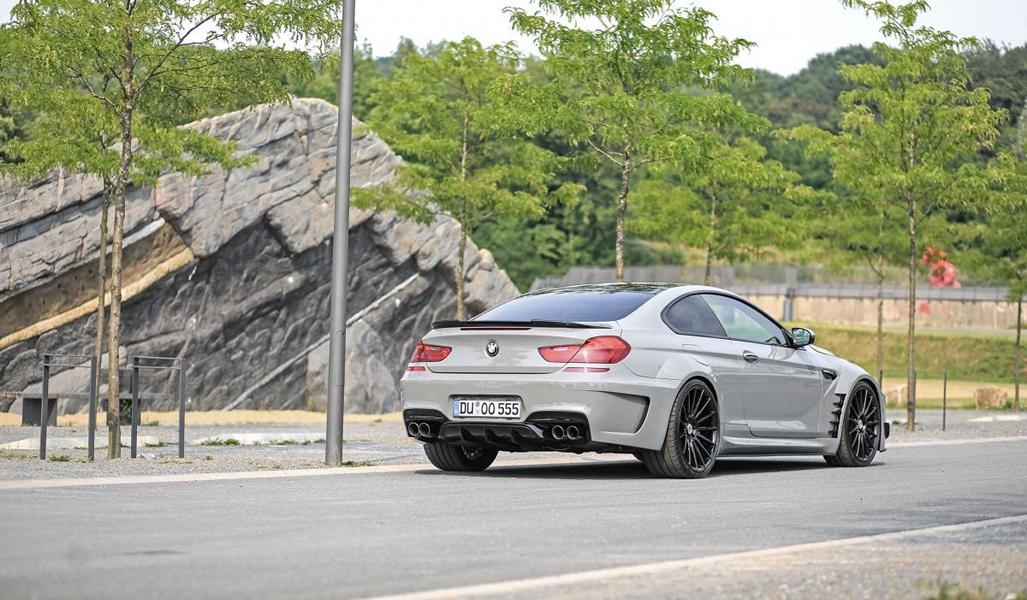BMW 650i Coupe F13 Prior PD6XX Widebody Tuning 3 Get Wider M&D Exclusive Cardesign BMW 650i Coupe