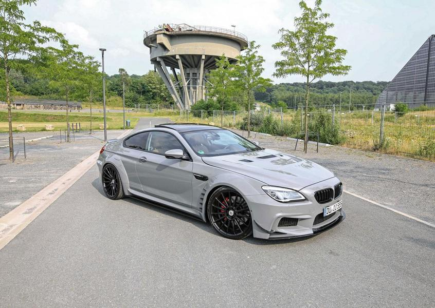 BMW 650i Coupe F13 Prior PD6XX Widebody Tuning 6 Get Wider M&D Exclusive Cardesign BMW 650i Coupe