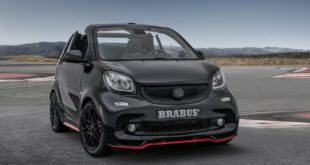 BRABUS 125R Exklusive Editon Smart ForTwo Tuning 14 310x165 Neues Monster: Brabus Mercedes G63 700 Widestar 2018