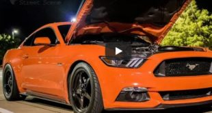 BiTurbo Ford Mustang vs. Corvette ZR1 Viper Co. 310x165 Video: SpeedKore 1967 Chevrolet Camaro mit 1.000 PS