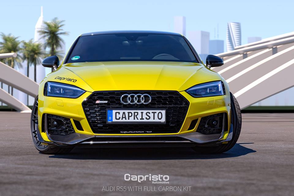 Capristo Automotive Carbon Bodykit Audi RS5 B9 Tuning 3 Capristo Automotive Carbon Bodykit für den Audi RS5