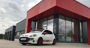 Fiat Punto Evo Abarth DTE Chiptuning 2 310x165 Abarth 595 Turismo (Fiat 500) mit Carbon Widebody Kit