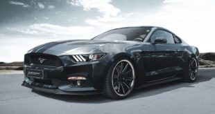V8 raus Elektro rein! Der Ford Mustang von Charge Automotive