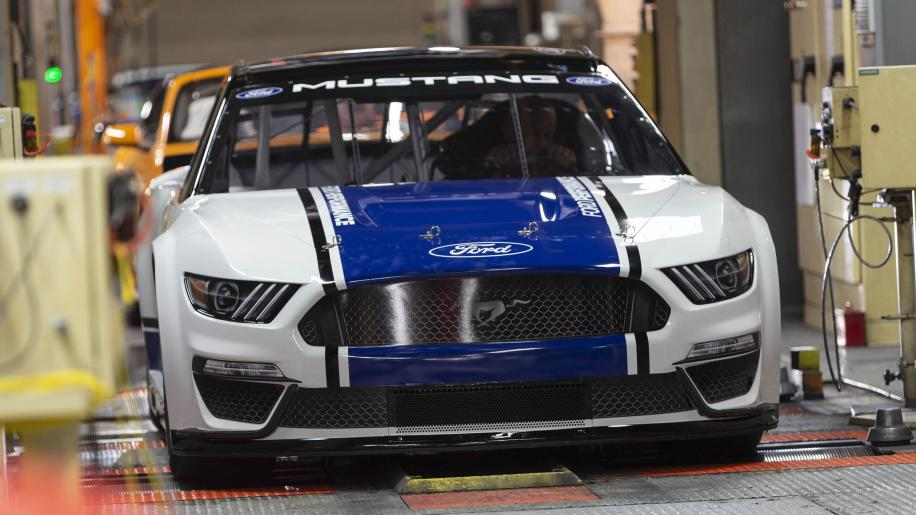 Ford Mustang NASCAR Cup-Saison 2019 (1)