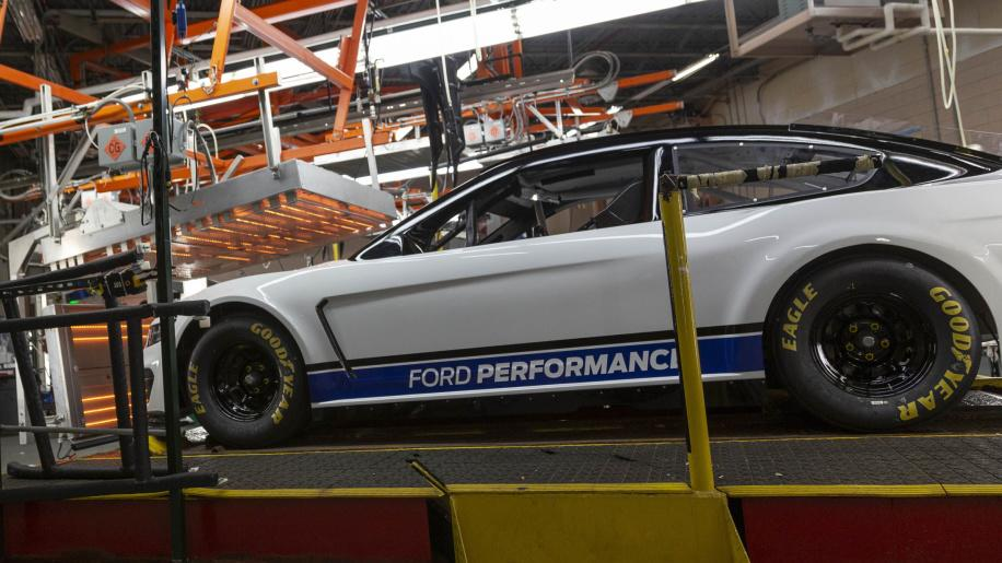 Ford Mustang NASCAR Cup-Saison 2019 (2)