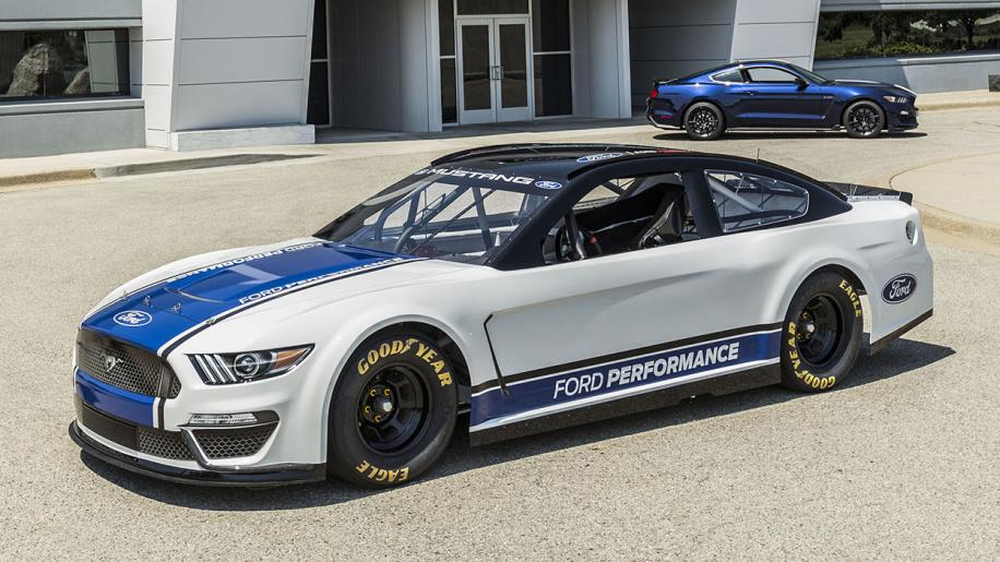 Ford Mustang NASCAR Cup-Saison 2019 (4)