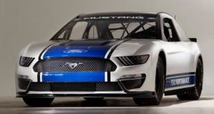 Ford Mustang NASCAR Cup Saison 2019 6 310x165 Dezent   cardiologie Tuning Ford Mustang GT 5.0 V8