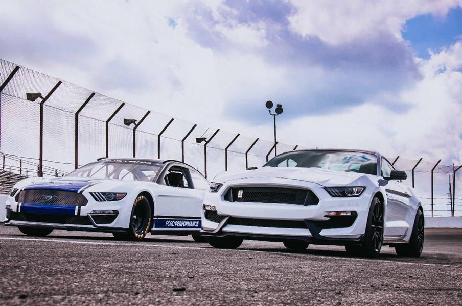 Ford Mustang NASCAR Cup-Saison 2019 (8)