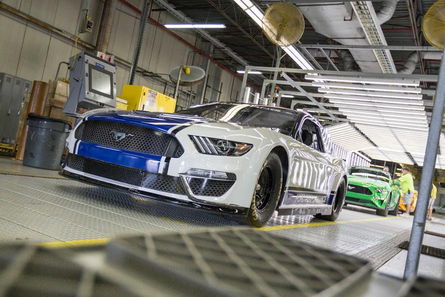Ford Mustang NASCAR Cup-Saison 2019 (9)