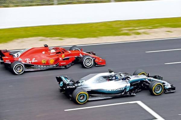 Formel 1 2018 2 Exploring the Technology behind F1 Cars