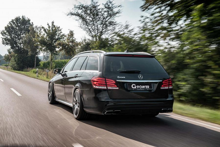 G-Power Mercedes E63s AMG S212 W212 Tuning (4)