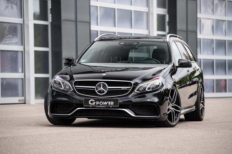 G-Power Mercedes E63s AMG S212 W212 Tuning (5)