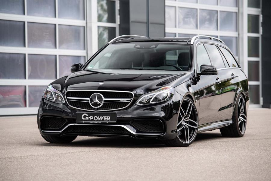 G Power Mercedes E63s AMG S212 W212 Tuning 7 G Power Mercedes E63s AMG (S212) mit 800 PS & 1.000 NM