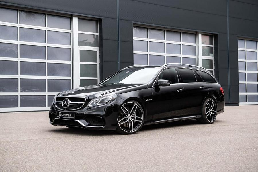 G-Power Mercedes E63s AMG S212 W212 Tuning (8)