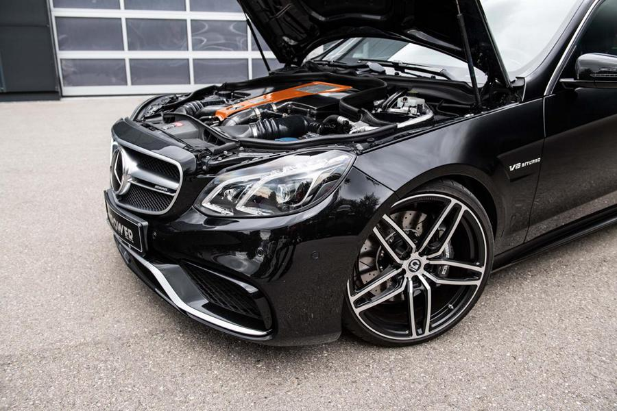 G-Power Mercedes E63s AMG S212 W212 Tuning (9)