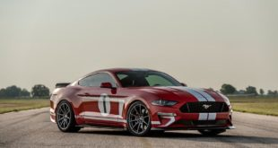 Hennessey Heritage Edition Ford Mustang 2019 Tuning 27 310x165 Video: Magnaflow Auspuff am 2018 Chevrolet Camaro ZL1