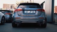 JP Performance Mercedes A Klasse W177 Tuning 1 190x108 Video: Schon getunt   JP Performance Mercedes A Klasse