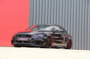 Levella Audi RS3 Limo HAir Air Tuning 3 310x205 480 PS Levella Audi RS3 Sedan with H & Air Air Suspension