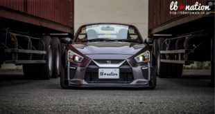 Liberty Walk Widebody Daihatsu Copen GT K Tuning 23 310x165 Video: BMW F90 M5 vs. Tesla Model S & Model X P100D