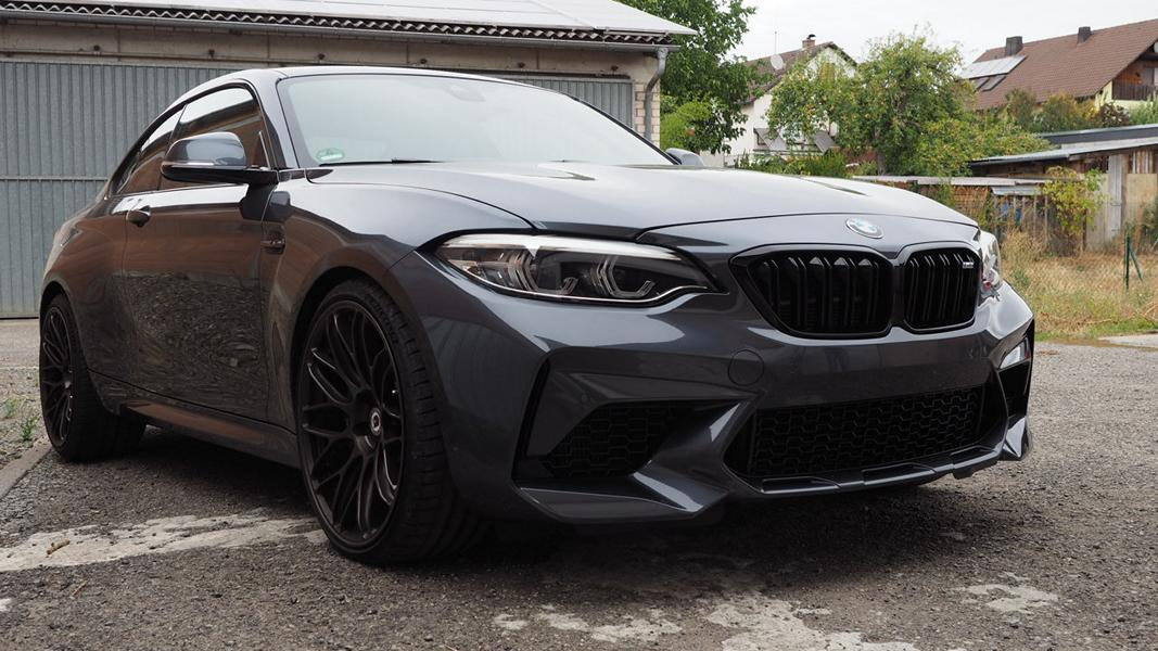 M2 Competition Optik FF F87 Coupe Tuning 8 M2 Competition Optik & 430 PS! FF Retrofittings BMW M2 Coupe