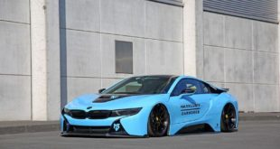 Maxklusiv mbDESIGN BMW i8 21 Zoll Tuning 1 310x165 Blauhaft   Maxklusiv & mbDESIGN BMW i8 auf 21 Zöller