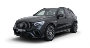 Mercedes GLC 63 S AMG Tuning Brabus 600 PS 1 310x165 Neues Monster: Brabus Mercedes G63 700 Widestar 2018