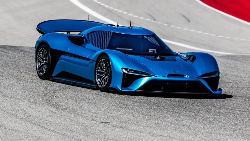 Modell EP9 NIO tuningblog.eu  Chinesischer Hersteller Nio – Konkurrenz für Tesla & Co?