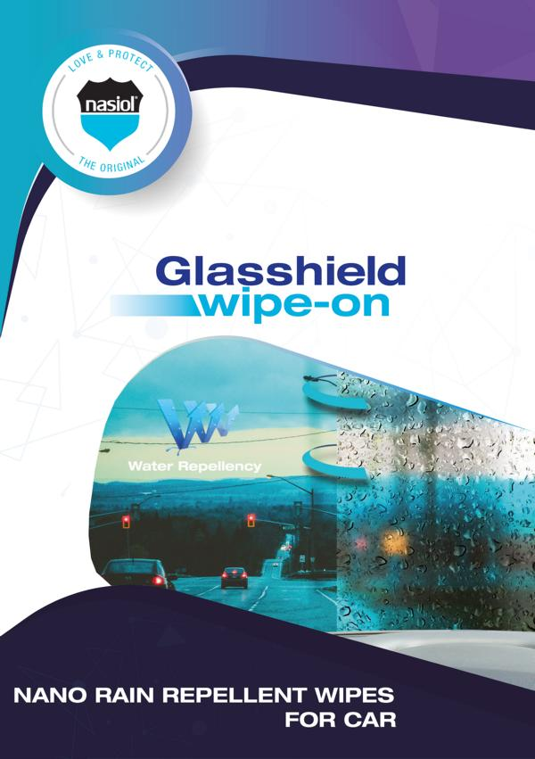 Nasiol GlasShield Wipe On 2018 Tuning 3 Scheibenwischer ade   Nasiol GlasShield Wipe On 2018
