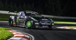 Nissan GT R Godzilla 1200 PS Driftcar 310x165 Video: Schon getunt   JP Performance Mercedes A Klasse