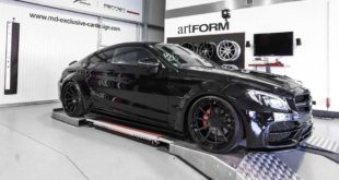 PD65CC Widebody Mercedes C Klasse Coup%C3%A9 C205 Tuning 0 310x165 Killer: M&D Exclusive Dodge Challenger R/T PD900HC