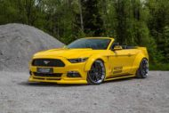 Peicher Performance Widebody Ford Mustang Cabrio Tuning 11 190x127 Brutal   Peicher Performance Widebody Ford Mustang Cabrio