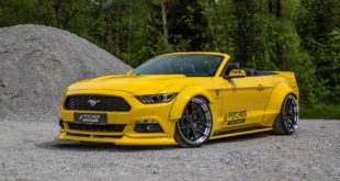 Peicher Performance Widebody Ford Mustang Cabrio Tuning 11 310x165 TJIN Edition Ford Mustang Widebody zur SEMA Auto Show