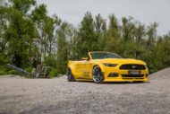 Peicher Performance Widebody Ford Mustang Cabrio Tuning 4 190x127 Brutal   Peicher Performance Widebody Ford Mustang Cabrio