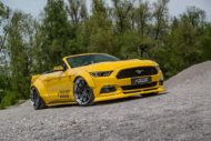 Peicher Performance Widebody Ford Mustang Cabrio Tuning 5 190x127 Brutal   Peicher Performance Widebody Ford Mustang Cabrio