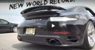 Porsche 911 991.2 Turbo S mit 1.000 PS Tuning 310x165 Video: SpeedKore 1967 Chevrolet Camaro mit 1.000 PS