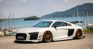 Racing Bodykit Vossen LC2 C1 Tuning Audi R8 3 310x165 Video: Monster   Nelson Racing BiTurbo LSX mit 1.650 PS