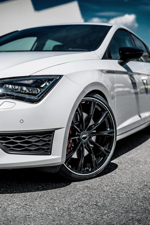 SEAT Leon CUPRA R FR SC ABT Sportsline Tuning 10 370 PS im ABT Sportsline ST Cupra 300 Carbon Edition